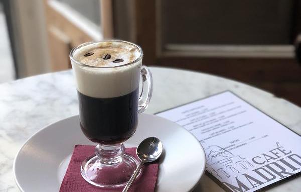 cafetería café madrid