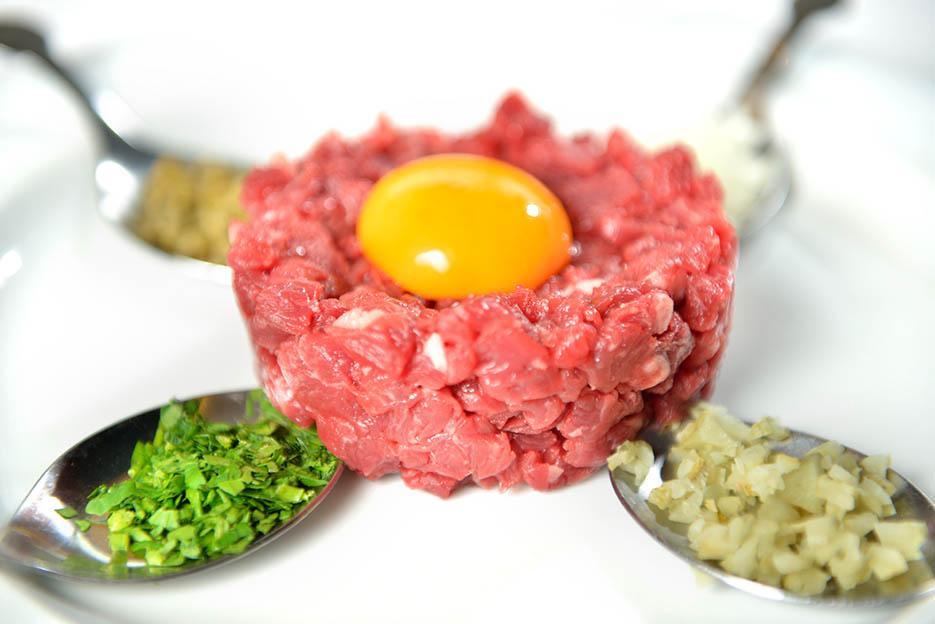 steak tartar normandie ondareta