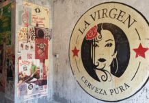 taproom cervezas la virgen