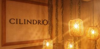 restaurante cilindro madrid