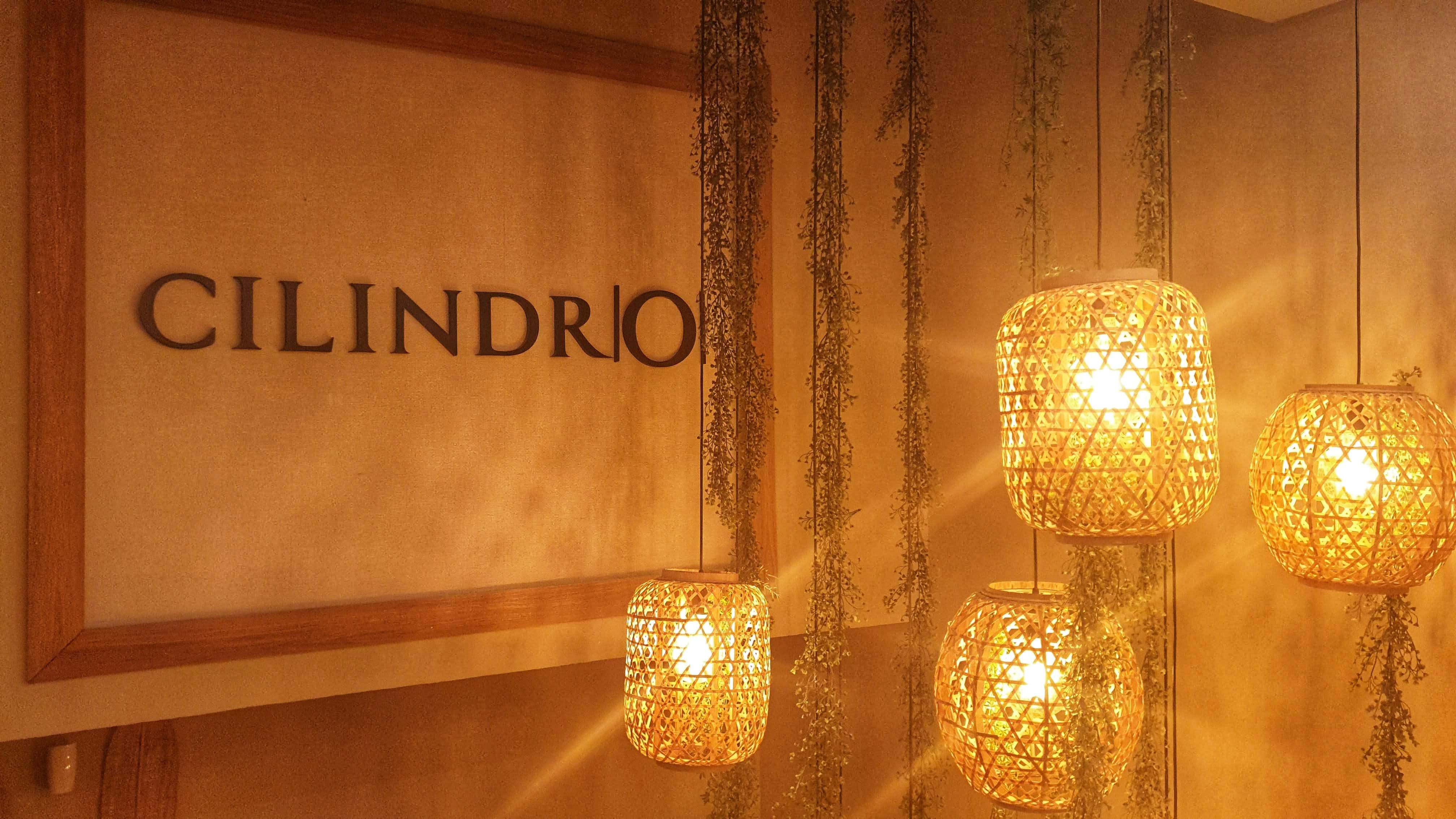 restaurante cilindro madrid