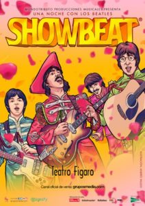 showbeat beatles madrid