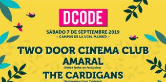 CARTEL DCODE 2019