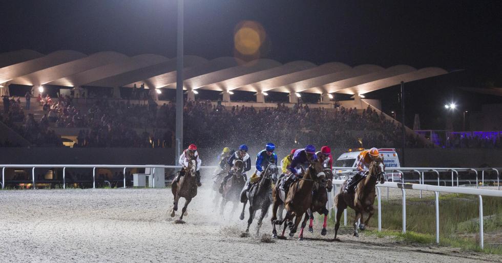 Hipodromo Noche madrid