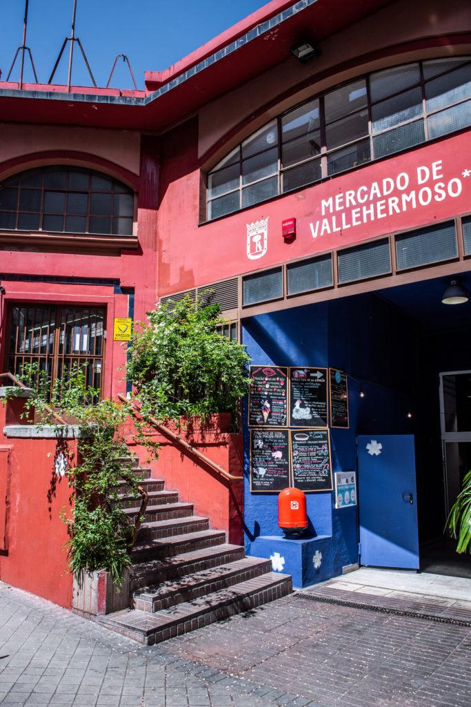 Septiembre Mercado de Vallehermoso