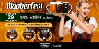 Oktoberfest Hipódromo de la zarzuela