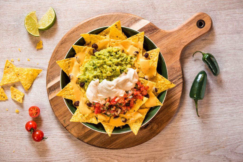 OleMole nachos