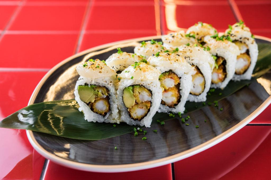 Parma roll - Páru Inkas sushi & grill