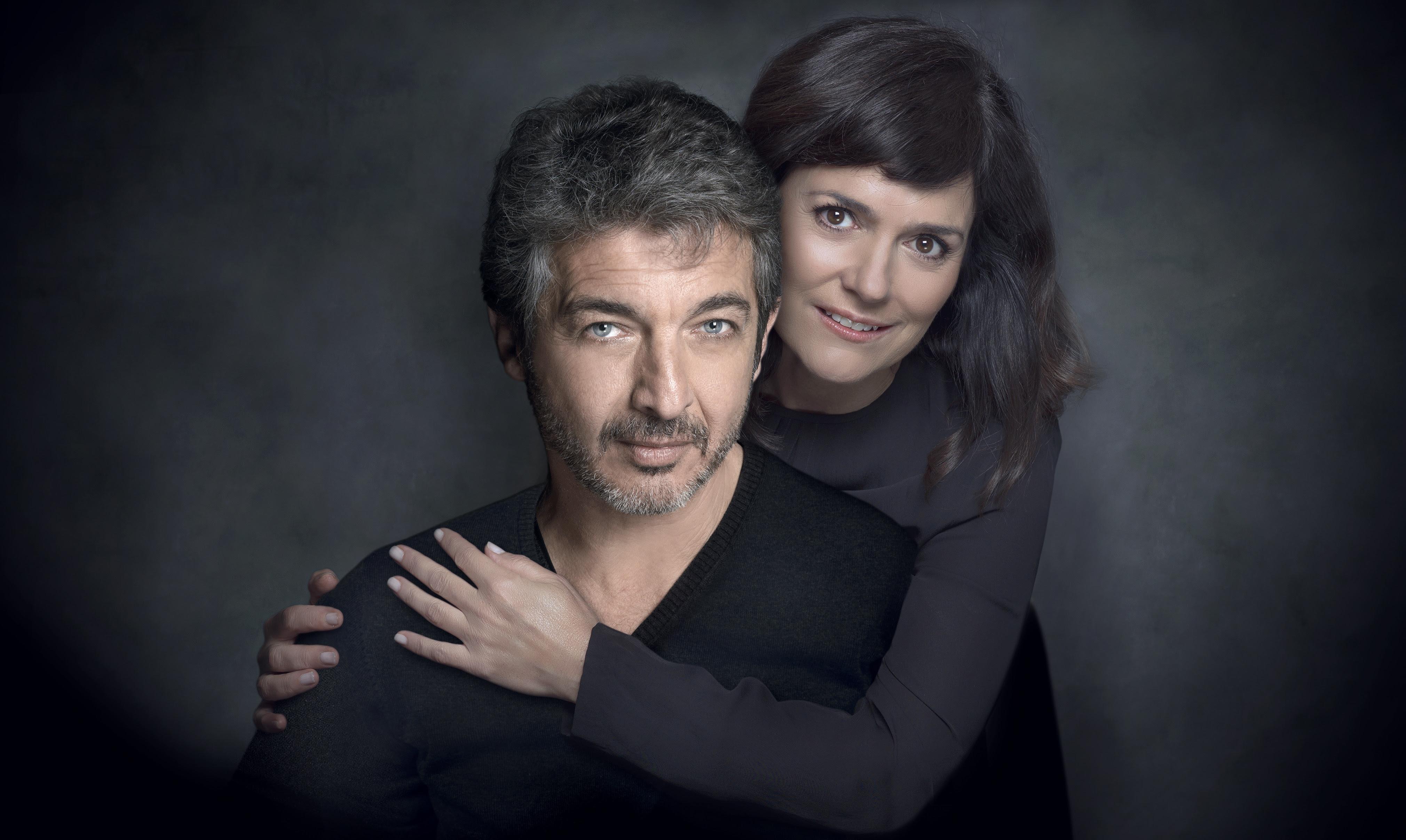 Ricardo Darín y Andrea Pietra Teatros del Canal Escenas de la vida conyugal