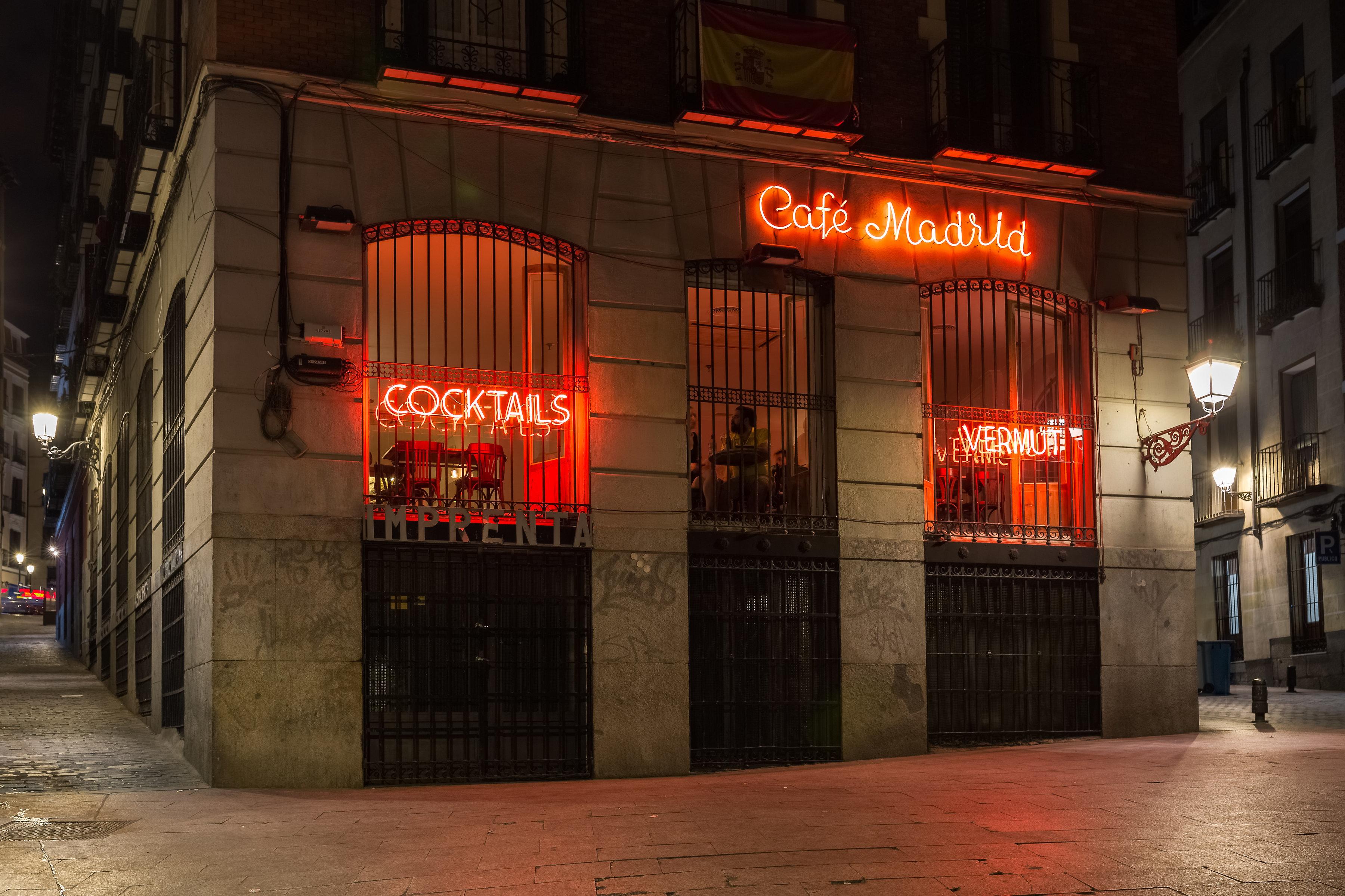 Café Madrid (2)