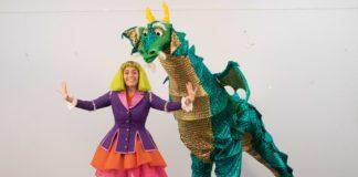 Nora y el dragón madrid