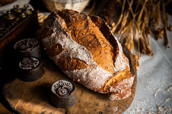 Pan de trigo sarraceno, Viena La Baguette