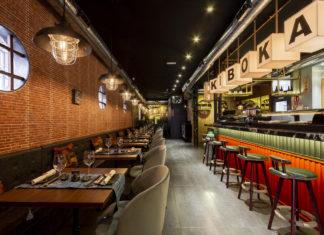 Restaurante Kiboka