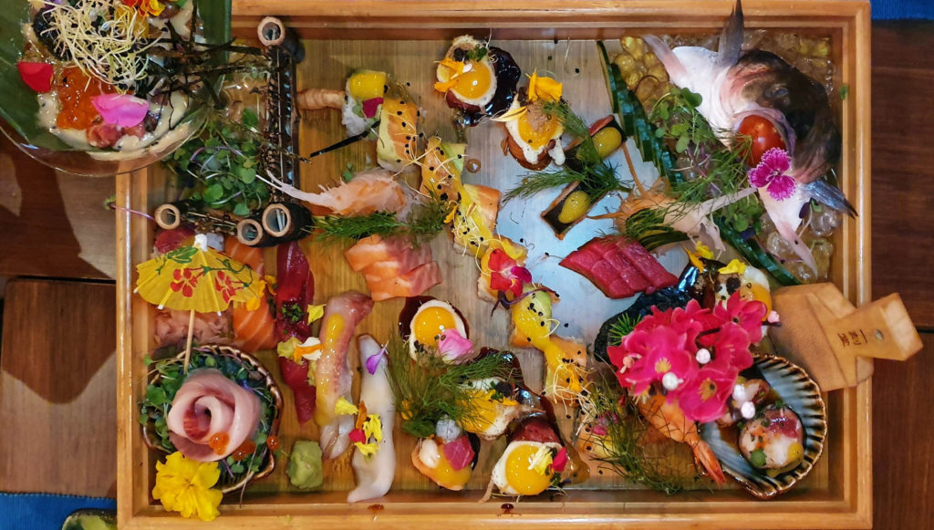 sushi kiboka madrid