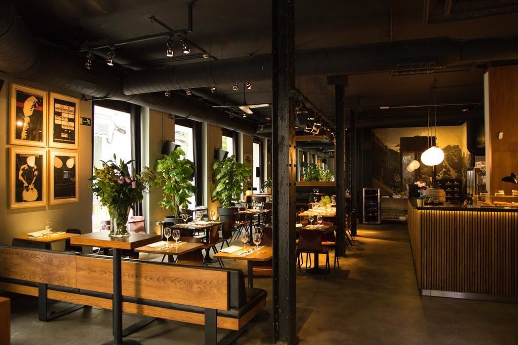 Diurno restaurante
