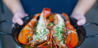 The Lobstar restaurante madrid