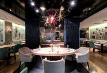 Sala mesa ovalada - Restaurante Sandó (1)