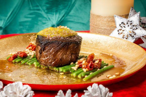 menú navidad restaurante elektra