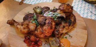 pollo corral pullum
