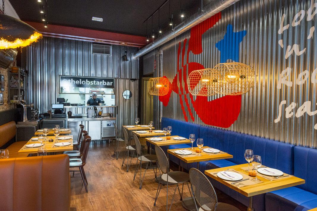 restaurante the lobstar navidad
