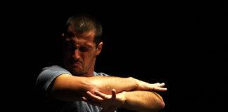 Javier Velázquez danza teatro