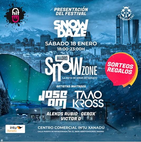 festival snowdaze 2020