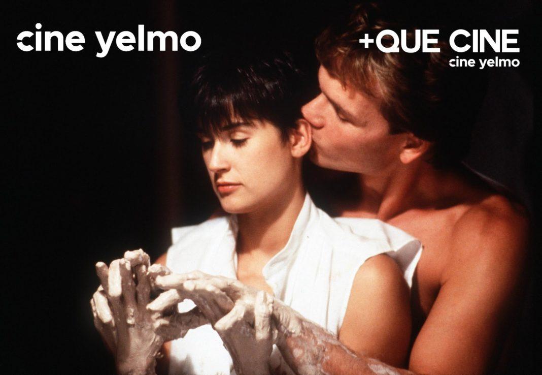 GHOST en CINE YELMO gracias a +QUE CINE (1)