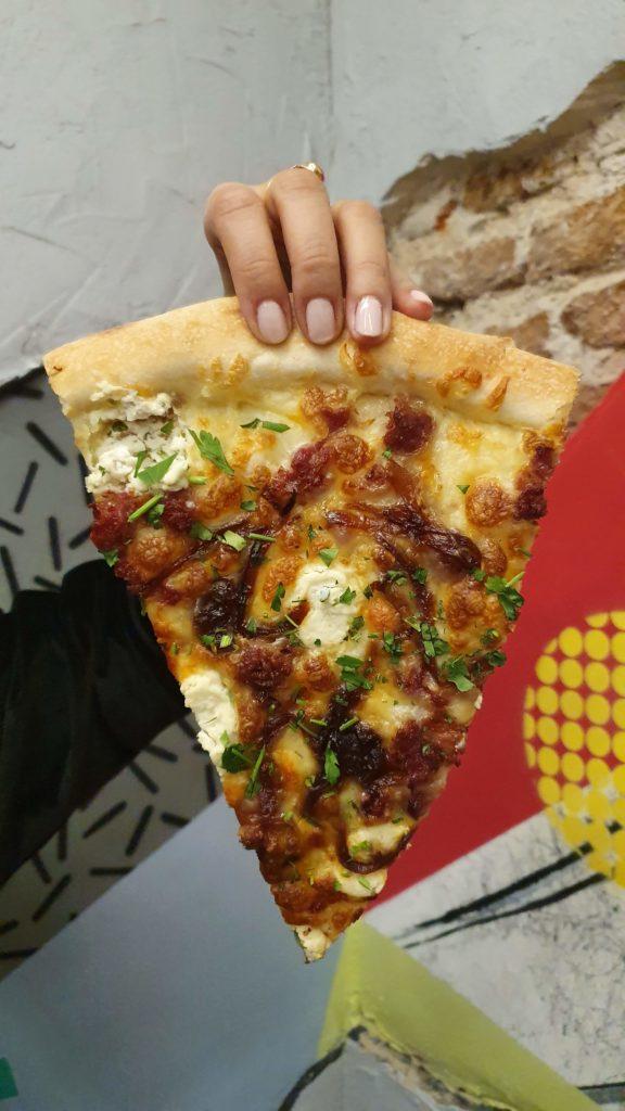 pizza slais malasaña