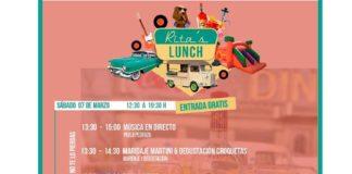 rita's lunch autocine