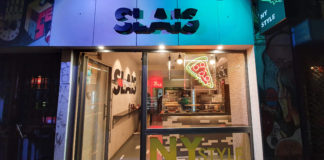 slais pizza