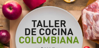 taller cocina colombiana madrid
