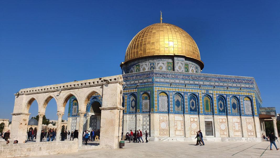 viaje israel jordania desde madrid