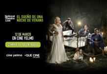 SUEÑO DE UNA NOCHE DE VERANO en CINE YELMO gracias a +QUE CINE (1)