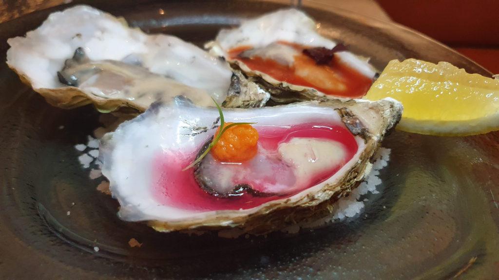 ostras sisapo madrid