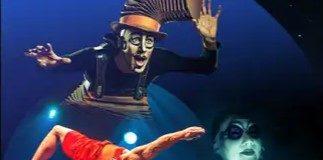 cirque du soleil 3 abril