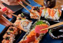 casa sushi japonés madrid