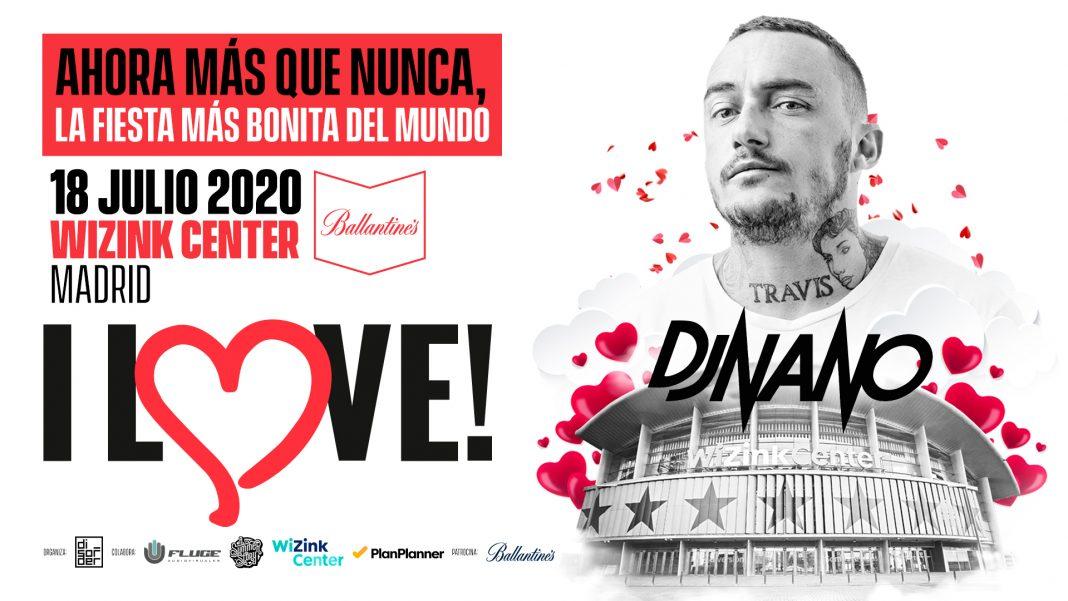 I LOVE DJ NANO