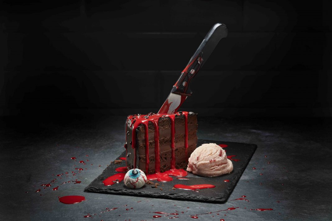 Bloody Cake Ben&Jerry's de Foster's Hollywood para Halloweek 2020