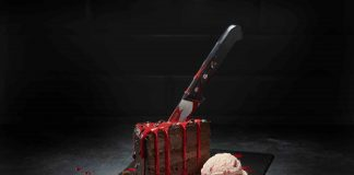 Bloody Cake Ben&Jerry's de Foster's Hollywood para Halloweek 2020
