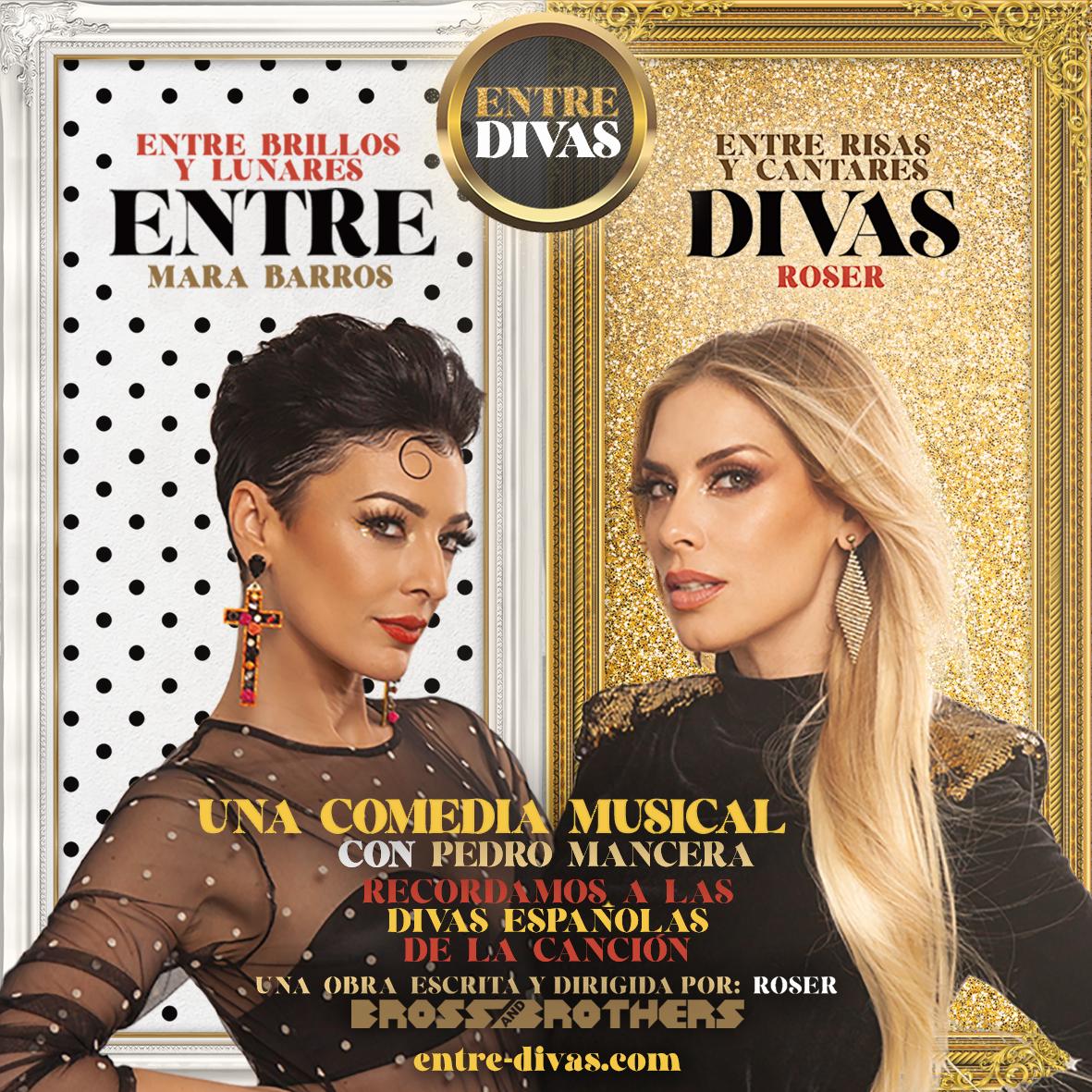 25% Dto. Show Entre Divas