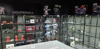 robot museum