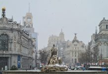 madrid nieve 2021