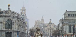 madrid nieve 2021