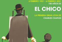 100 años el chico charles chaplin