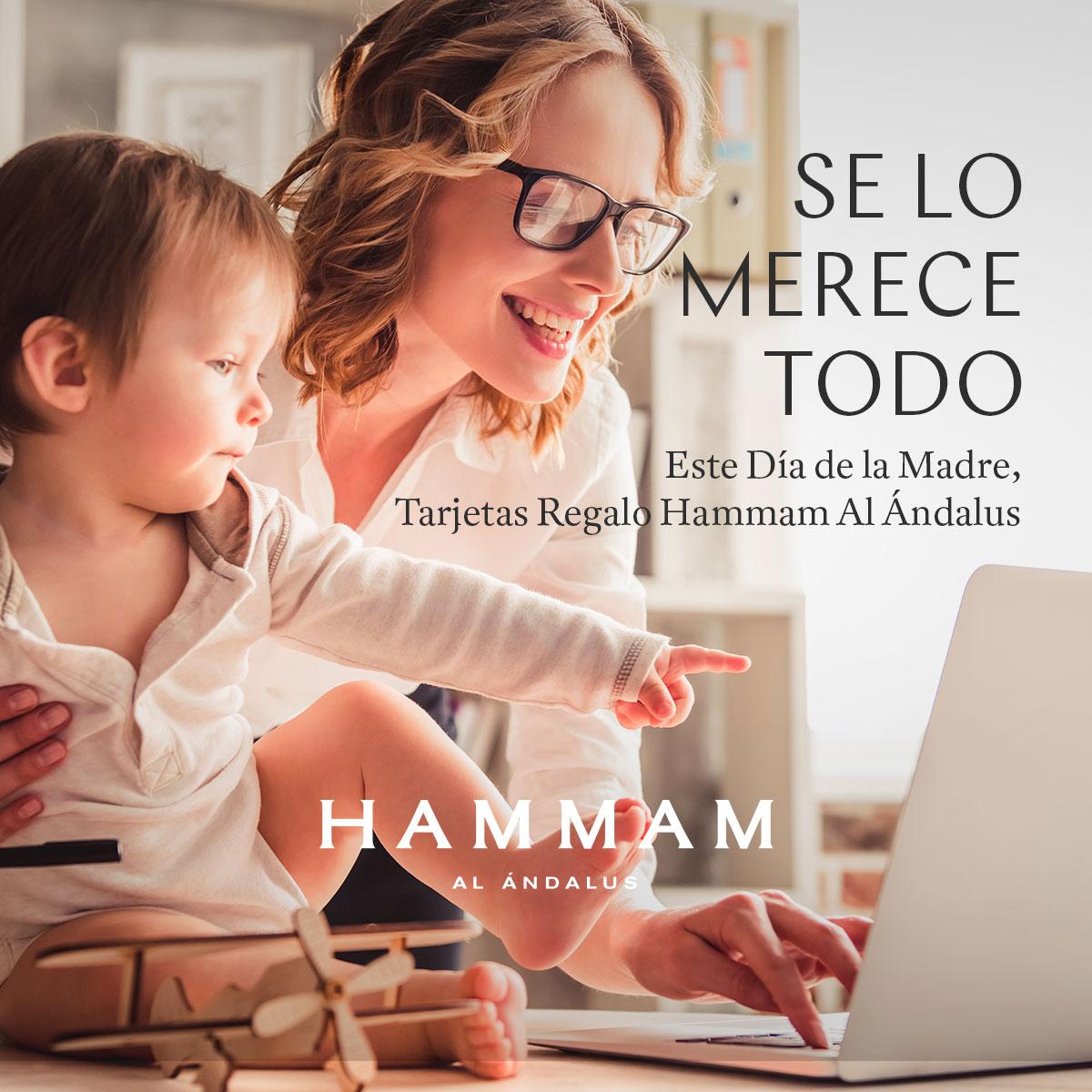 MIMMA15 para 2 Hammam Al Ándalus
