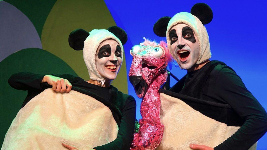 travesuras panda