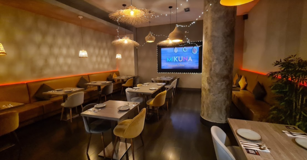 mikuna peruano restaurante