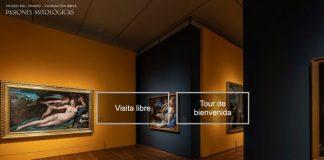 museo prado visita virtual