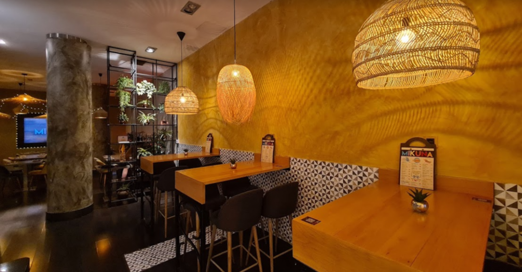 restaurante Mikuna
