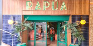 restaurante papua colón